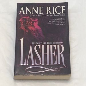 The Lasher Softcover